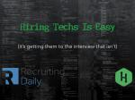 WebinarHiringTechs