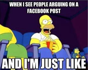 HomerFacebook